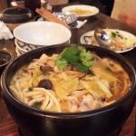もつトムヤムクンのちゃんぽん麺